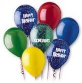 Baloni s natpisima