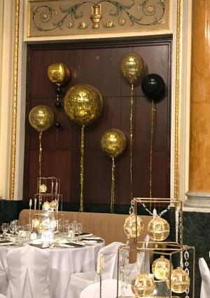 Baloni za vjenčanja - dekoracije