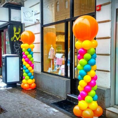 Stupovi od balona