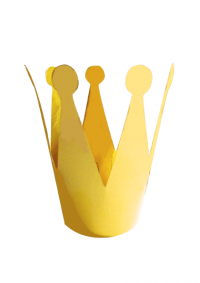 Kruna - zlatna