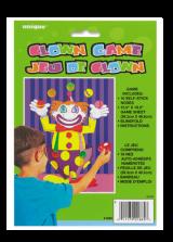 Rođendanska igra - klaun