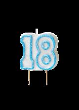 svjećica  broj 18