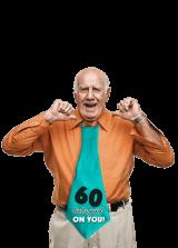 Kravata 60
