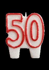 Svjećica broj 50