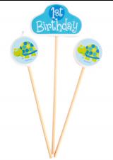 Svjećice za 1. rođendan