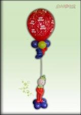 Balon 45 cm na helij