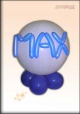 Balon s imenom