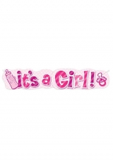 Natpis it's girl