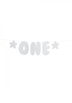 "Banner ""ONE"""