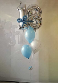 Kup balona broj