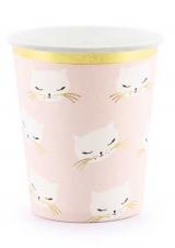 Papirnate čaše s mačkama