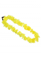 Ogrlica Hawaii -  žuta