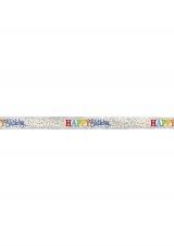 natpis  Happy birthday!