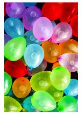 Vodeni baloni - šareni mix