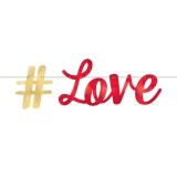 Banner #Love