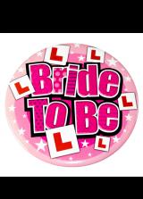 Bedž Bride to be