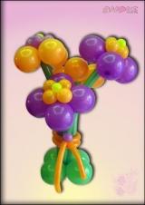 Buket 4 cvijeta