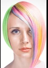 Sprej za kosu u boji