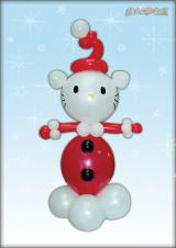 Snježna Hello Kitty