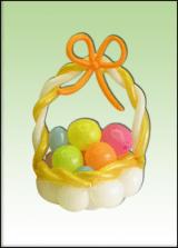 Košara s jajima