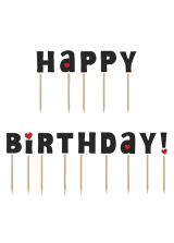 Slova Happy Birthday