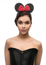 Minnie Mouse uši