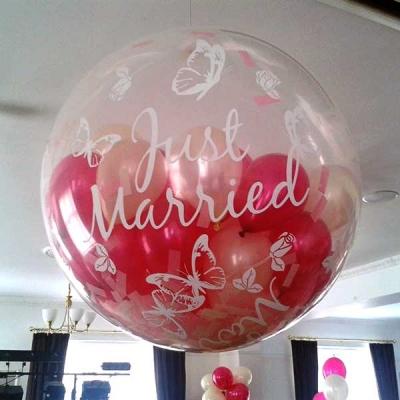 Balon s podvezicom