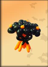 Halloween Buket