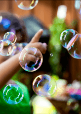 Bubble bočica