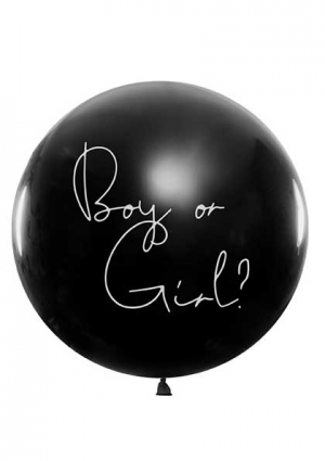 Balon Gender Reveal  - Boy; 1m