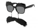 Naočale - s obrvama i brkovima