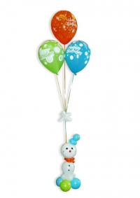 Snježni kup balona