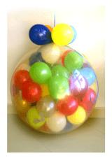 Dječja balon eksplozija