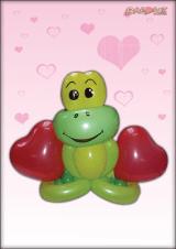 Žabica sa srcima