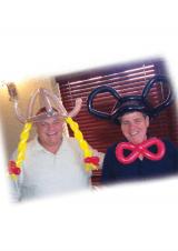 Šaljiva balonska kapa