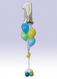 Kup 6 balona s folijom
