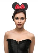 Minnie Mouse uši