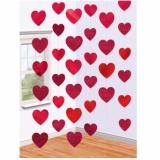 """Valentine's day""  zavjese srca"