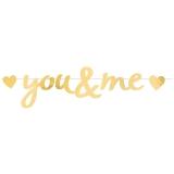 Natpis  Me & You